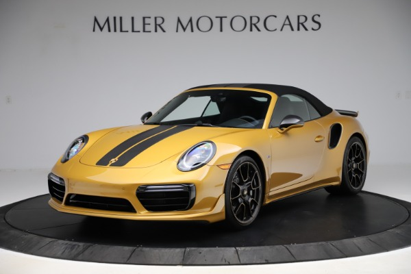Used 2019 Porsche 911 Turbo S Exclusive for sale $249,900 at Rolls-Royce Motor Cars Greenwich in Greenwich CT 06830 12