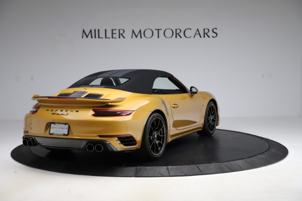 Used 2019 Porsche 911 Turbo S Exclusive for sale $249,900 at Rolls-Royce Motor Cars Greenwich in Greenwich CT 06830 15
