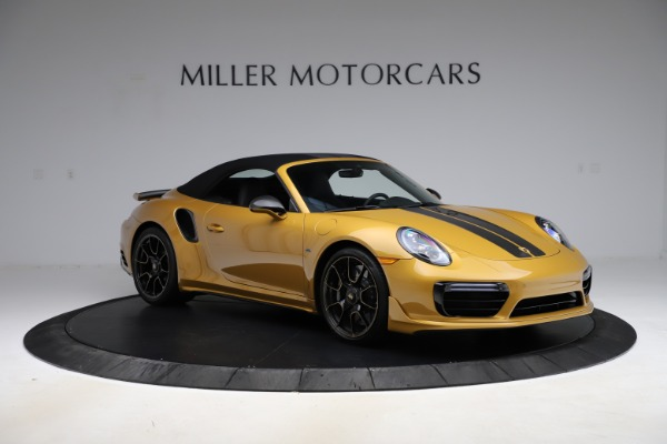Used 2019 Porsche 911 Turbo S Exclusive for sale $249,900 at Rolls-Royce Motor Cars Greenwich in Greenwich CT 06830 17