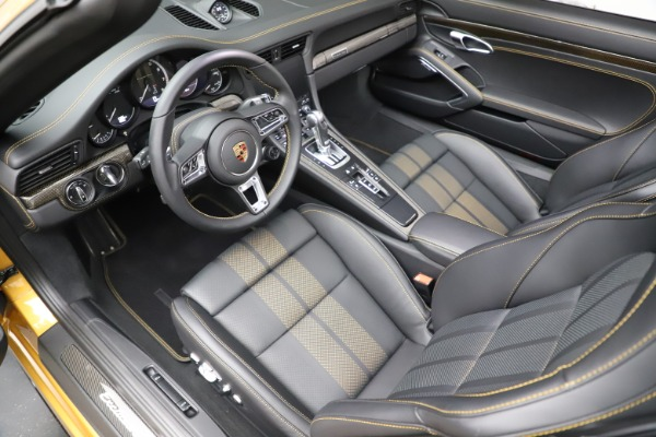 Used 2019 Porsche 911 Turbo S Exclusive for sale $249,900 at Rolls-Royce Motor Cars Greenwich in Greenwich CT 06830 18