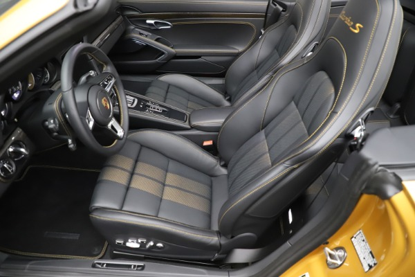 Used 2019 Porsche 911 Turbo S Exclusive for sale $249,900 at Rolls-Royce Motor Cars Greenwich in Greenwich CT 06830 19