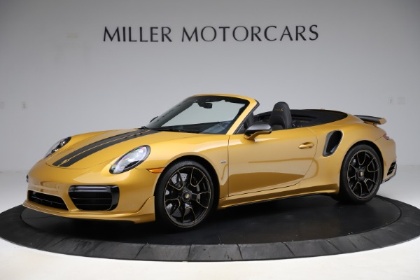 Used 2019 Porsche 911 Turbo S Exclusive for sale $249,900 at Rolls-Royce Motor Cars Greenwich in Greenwich CT 06830 2