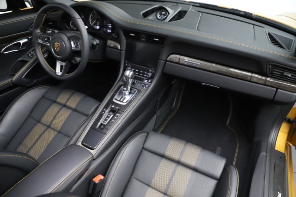 Used 2019 Porsche 911 Turbo S Exclusive for sale $249,900 at Rolls-Royce Motor Cars Greenwich in Greenwich CT 06830 26