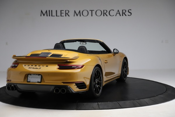 Used 2019 Porsche 911 Turbo S Exclusive for sale $249,900 at Rolls-Royce Motor Cars Greenwich in Greenwich CT 06830 7