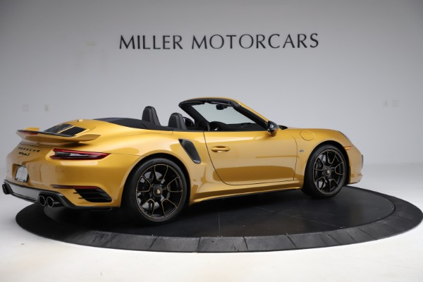 Used 2019 Porsche 911 Turbo S Exclusive for sale $249,900 at Rolls-Royce Motor Cars Greenwich in Greenwich CT 06830 8
