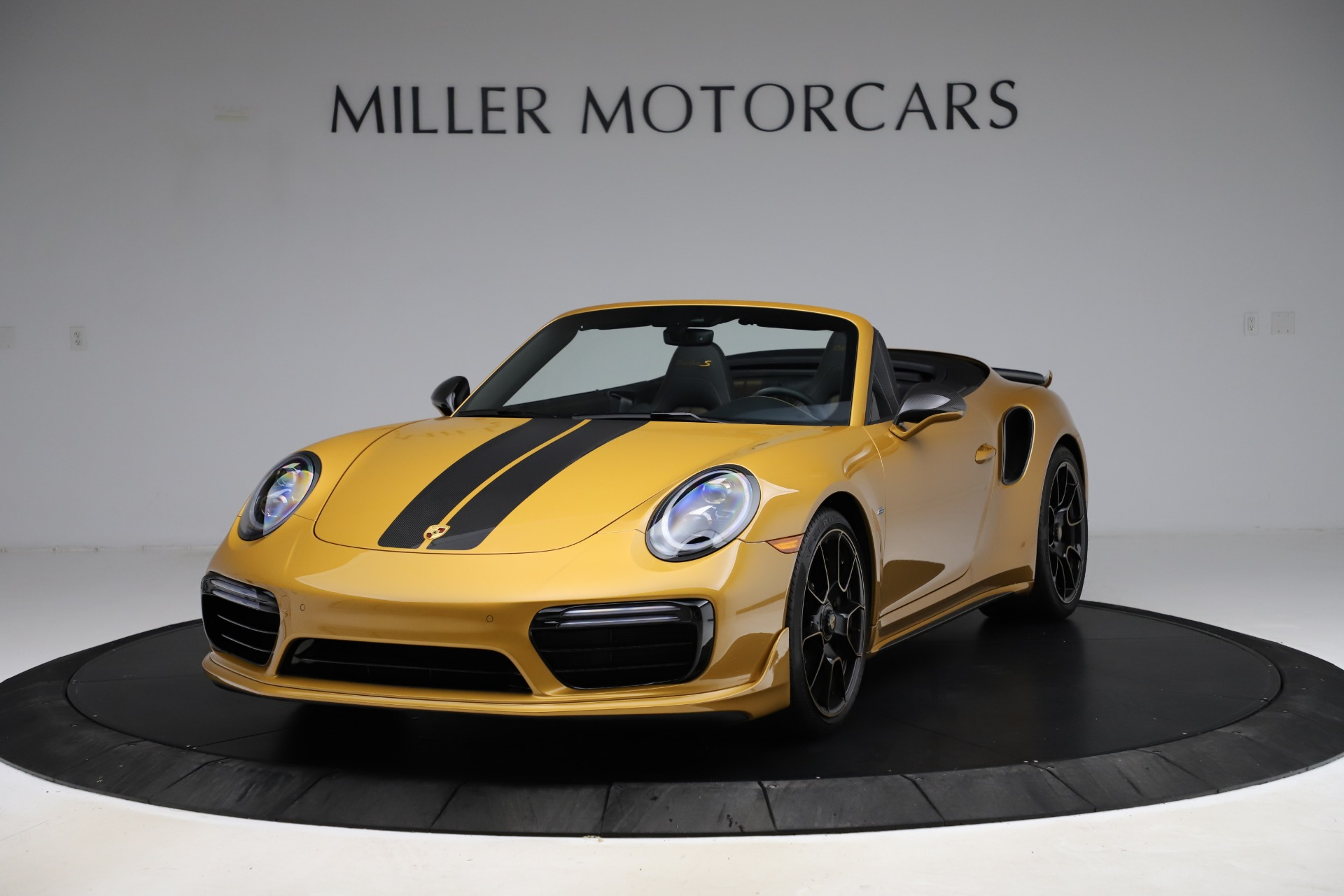Used 2019 Porsche 911 Turbo S Exclusive for sale $249,900 at Rolls-Royce Motor Cars Greenwich in Greenwich CT 06830 1