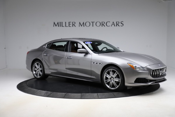 Used 2017 Maserati Quattroporte S Q4 GranLusso for sale $59,900 at Rolls-Royce Motor Cars Greenwich in Greenwich CT 06830 10