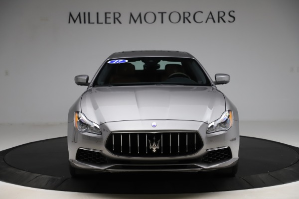 Used 2017 Maserati Quattroporte S Q4 GranLusso for sale $59,900 at Rolls-Royce Motor Cars Greenwich in Greenwich CT 06830 12