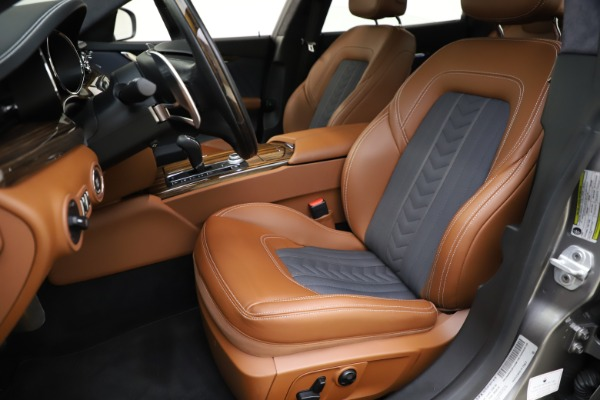 Used 2017 Maserati Quattroporte S Q4 GranLusso for sale $59,900 at Rolls-Royce Motor Cars Greenwich in Greenwich CT 06830 15