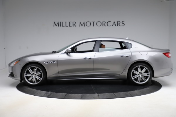 Used 2017 Maserati Quattroporte S Q4 GranLusso for sale $59,900 at Rolls-Royce Motor Cars Greenwich in Greenwich CT 06830 3