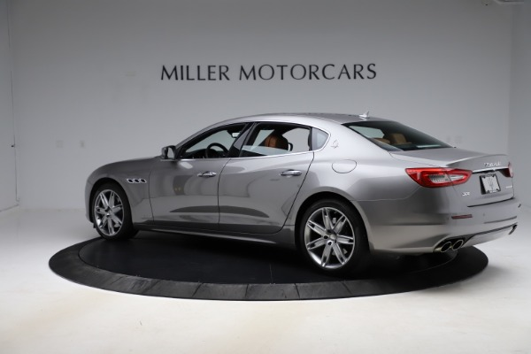 Used 2017 Maserati Quattroporte S Q4 GranLusso for sale $59,900 at Rolls-Royce Motor Cars Greenwich in Greenwich CT 06830 4
