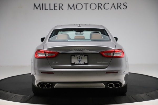 Used 2017 Maserati Quattroporte S Q4 GranLusso for sale $59,900 at Rolls-Royce Motor Cars Greenwich in Greenwich CT 06830 6