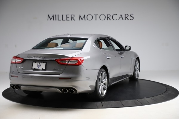 Used 2017 Maserati Quattroporte S Q4 GranLusso for sale $59,900 at Rolls-Royce Motor Cars Greenwich in Greenwich CT 06830 7