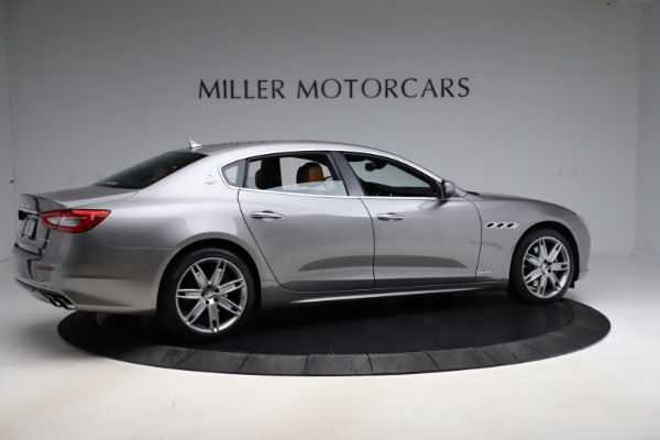 Used 2017 Maserati Quattroporte S Q4 GranLusso for sale $59,900 at Rolls-Royce Motor Cars Greenwich in Greenwich CT 06830 8