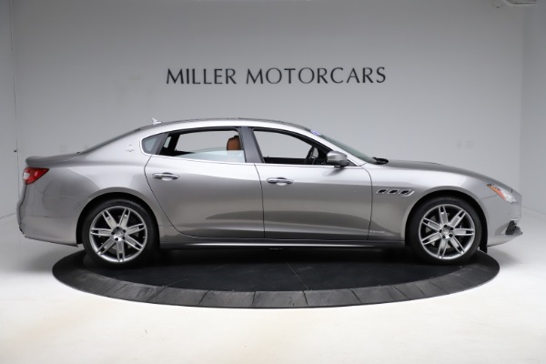 Used 2017 Maserati Quattroporte S Q4 GranLusso for sale $59,900 at Rolls-Royce Motor Cars Greenwich in Greenwich CT 06830 9