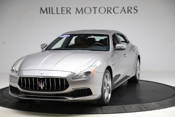 Used 2017 Maserati Quattroporte S Q4 GranLusso for sale $59,900 at Rolls-Royce Motor Cars Greenwich in Greenwich CT 06830 1