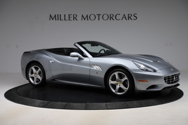 Used 2013 Ferrari California 30 for sale $103,900 at Rolls-Royce Motor Cars Greenwich in Greenwich CT 06830 10