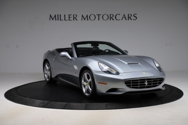 Used 2013 Ferrari California 30 for sale $103,900 at Rolls-Royce Motor Cars Greenwich in Greenwich CT 06830 11