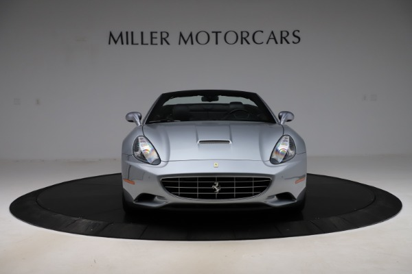Used 2013 Ferrari California 30 for sale $103,900 at Rolls-Royce Motor Cars Greenwich in Greenwich CT 06830 12