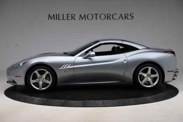 Used 2013 Ferrari California 30 for sale $103,900 at Rolls-Royce Motor Cars Greenwich in Greenwich CT 06830 14