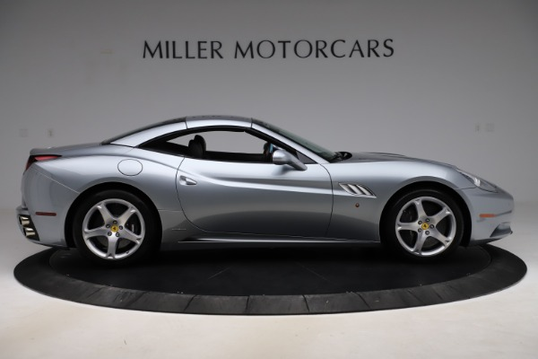 Used 2013 Ferrari California 30 for sale $103,900 at Rolls-Royce Motor Cars Greenwich in Greenwich CT 06830 17