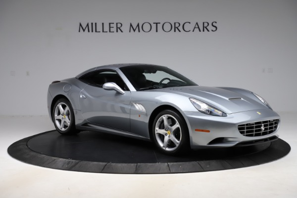 Used 2013 Ferrari California 30 for sale $103,900 at Rolls-Royce Motor Cars Greenwich in Greenwich CT 06830 18