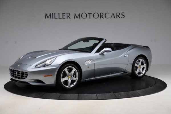 Used 2013 Ferrari California 30 for sale $103,900 at Rolls-Royce Motor Cars Greenwich in Greenwich CT 06830 2