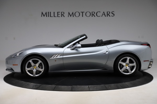 Used 2013 Ferrari California 30 for sale $103,900 at Rolls-Royce Motor Cars Greenwich in Greenwich CT 06830 3