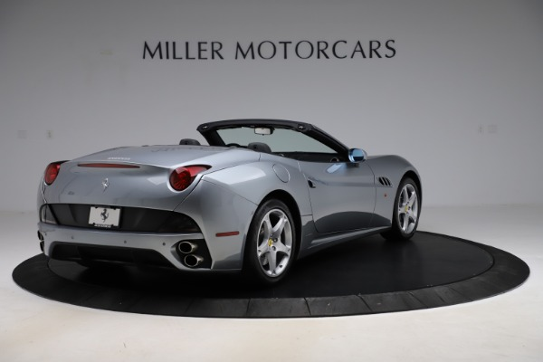 Used 2013 Ferrari California 30 for sale $103,900 at Rolls-Royce Motor Cars Greenwich in Greenwich CT 06830 7