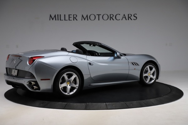 Used 2013 Ferrari California 30 for sale $103,900 at Rolls-Royce Motor Cars Greenwich in Greenwich CT 06830 8