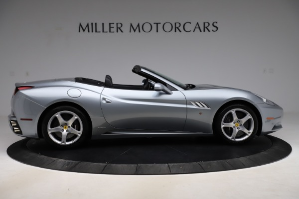 Used 2013 Ferrari California 30 for sale $103,900 at Rolls-Royce Motor Cars Greenwich in Greenwich CT 06830 9
