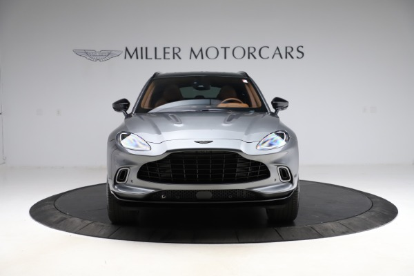 New 2021 Aston Martin DBX SUV for sale $229,486 at Rolls-Royce Motor Cars Greenwich in Greenwich CT 06830 11