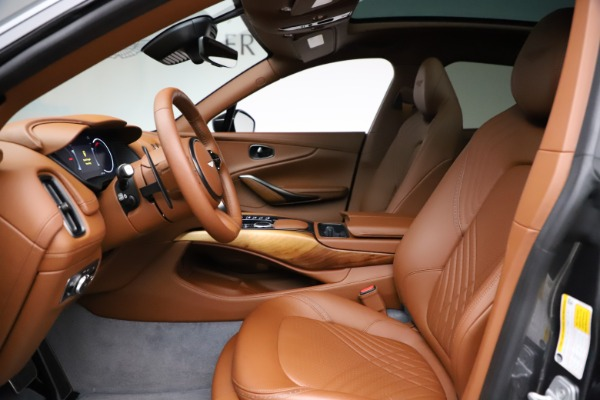 New 2021 Aston Martin DBX for sale $229,486 at Rolls-Royce Motor Cars Greenwich in Greenwich CT 06830 12