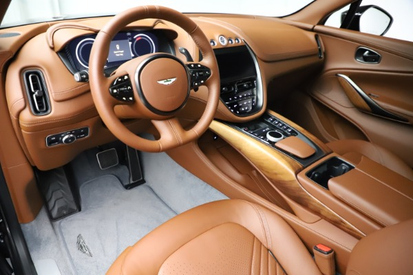 New 2021 Aston Martin DBX for sale $229,486 at Rolls-Royce Motor Cars Greenwich in Greenwich CT 06830 13