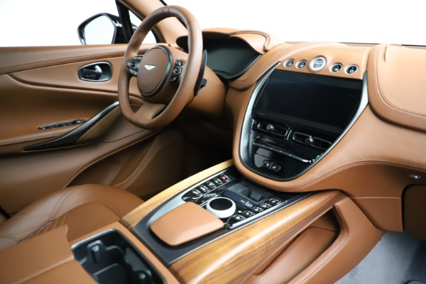 New 2021 Aston Martin DBX for sale $229,486 at Rolls-Royce Motor Cars Greenwich in Greenwich CT 06830 21
