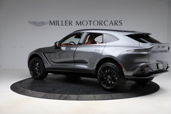 New 2021 Aston Martin DBX SUV for sale $229,486 at Rolls-Royce Motor Cars Greenwich in Greenwich CT 06830 3