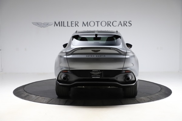 New 2021 Aston Martin DBX SUV for sale $229,486 at Rolls-Royce Motor Cars Greenwich in Greenwich CT 06830 5