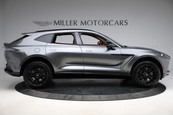 New 2021 Aston Martin DBX SUV for sale $229,486 at Rolls-Royce Motor Cars Greenwich in Greenwich CT 06830 8