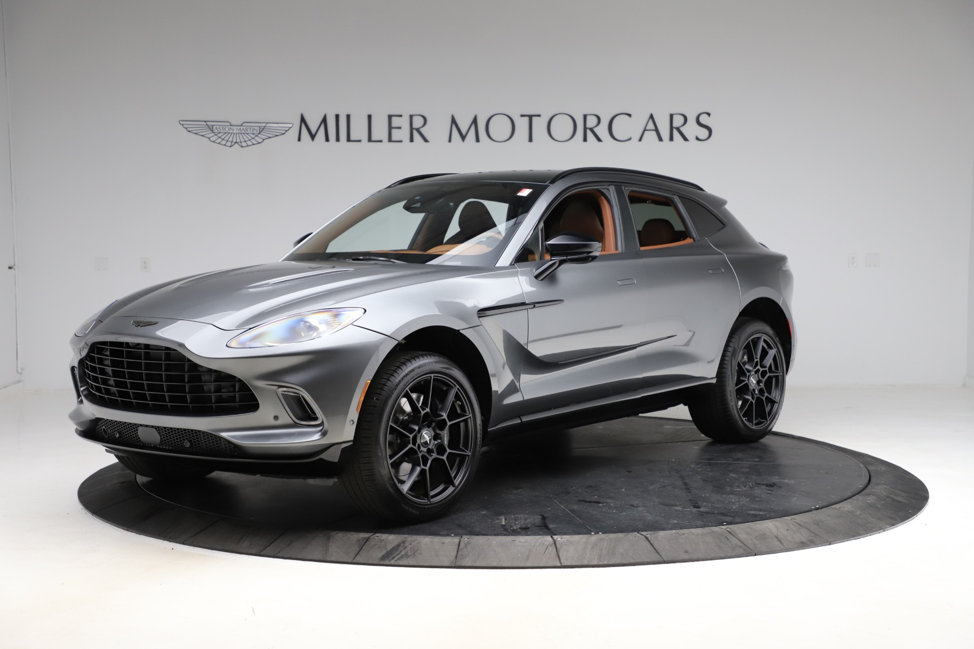 New 2021 Aston Martin DBX for sale $229,486 at Rolls-Royce Motor Cars Greenwich in Greenwich CT 06830 1