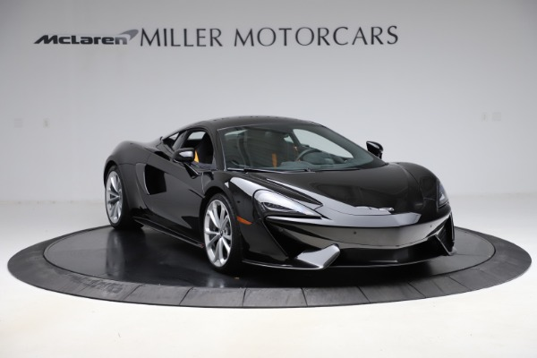 Used 2019 McLaren 570S for sale $177,900 at Rolls-Royce Motor Cars Greenwich in Greenwich CT 06830 10
