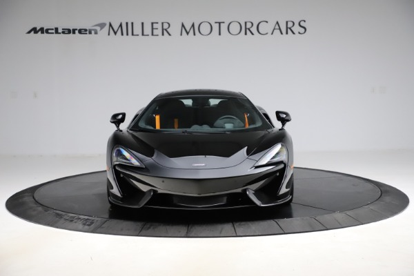 Used 2019 McLaren 570S for sale $177,900 at Rolls-Royce Motor Cars Greenwich in Greenwich CT 06830 11