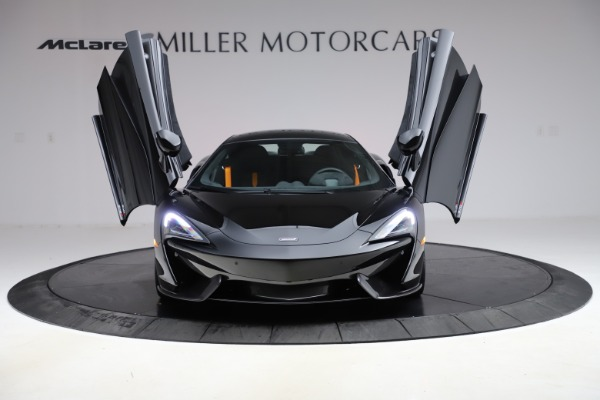 Used 2019 McLaren 570S for sale $177,900 at Rolls-Royce Motor Cars Greenwich in Greenwich CT 06830 12