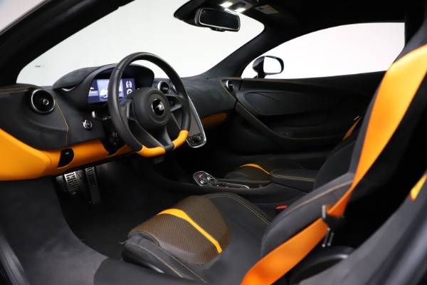 Used 2019 McLaren 570S for sale $177,900 at Rolls-Royce Motor Cars Greenwich in Greenwich CT 06830 16