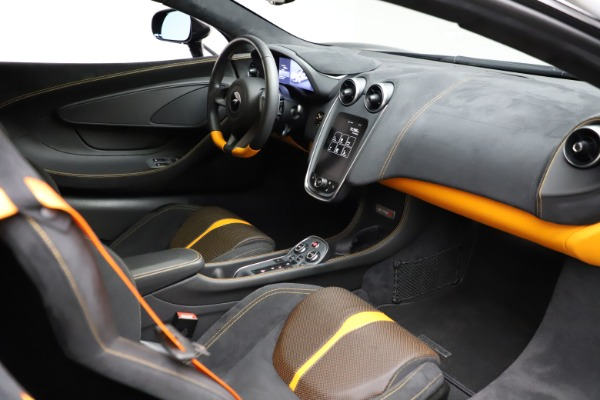 Used 2019 McLaren 570S for sale $177,900 at Rolls-Royce Motor Cars Greenwich in Greenwich CT 06830 19