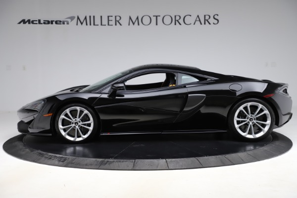 Used 2019 McLaren 570S for sale $177,900 at Rolls-Royce Motor Cars Greenwich in Greenwich CT 06830 2