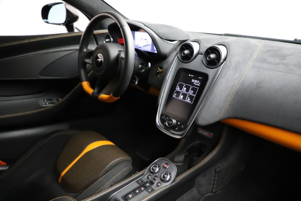 Used 2019 McLaren 570S for sale $177,900 at Rolls-Royce Motor Cars Greenwich in Greenwich CT 06830 22
