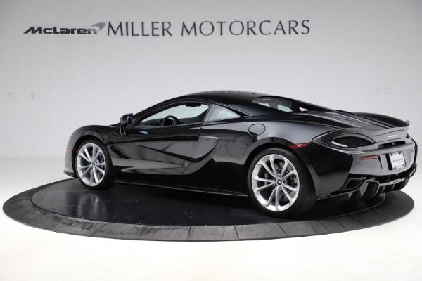 Used 2019 McLaren 570S for sale $177,900 at Rolls-Royce Motor Cars Greenwich in Greenwich CT 06830 3