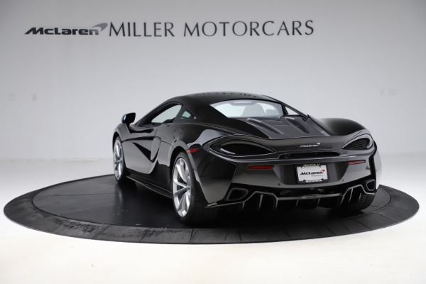Used 2019 McLaren 570S for sale $177,900 at Rolls-Royce Motor Cars Greenwich in Greenwich CT 06830 4