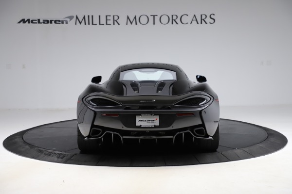 Used 2019 McLaren 570S for sale $177,900 at Rolls-Royce Motor Cars Greenwich in Greenwich CT 06830 5