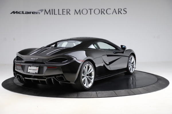 Used 2019 McLaren 570S for sale $177,900 at Rolls-Royce Motor Cars Greenwich in Greenwich CT 06830 6